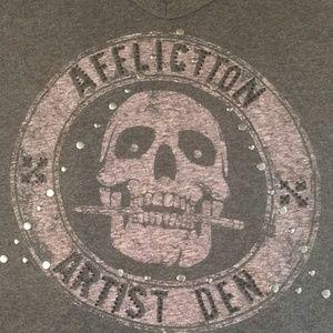 Affliction brand t-shirt